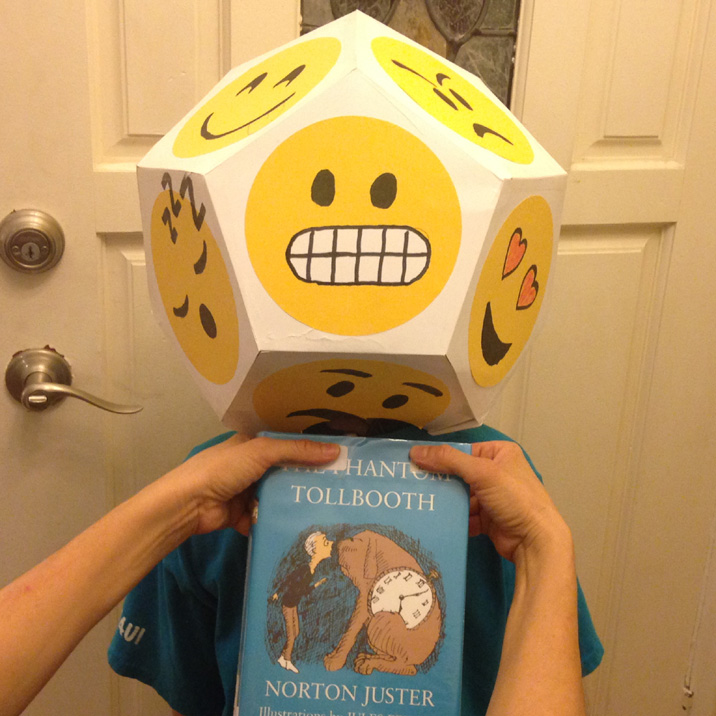 Dodecahedron phantom tollbooth