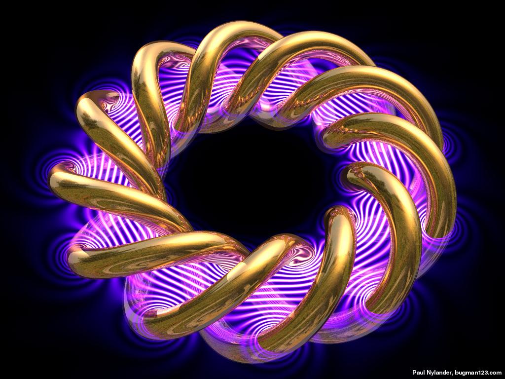 Electromagnetismo y Amor Torus-large